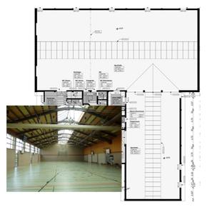 Sporthalle Inglheim1