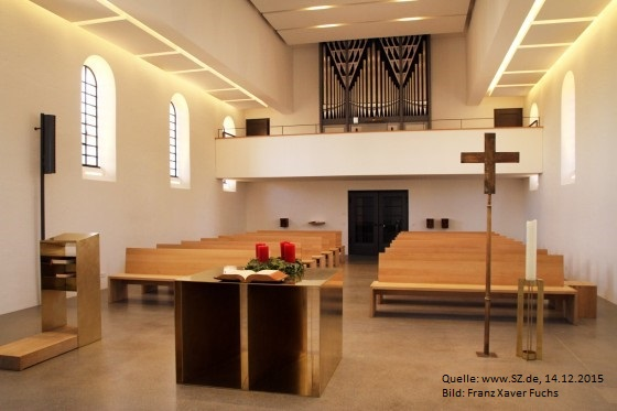 Christus Kirche Tutzing 1