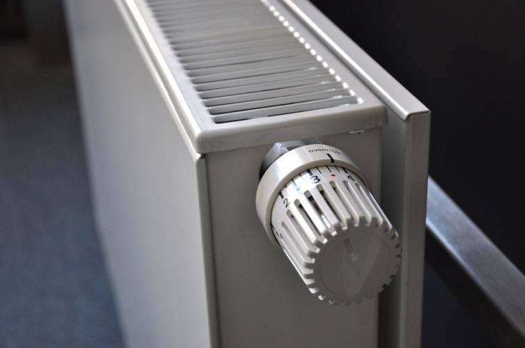 Heizköper mit Thermostat
